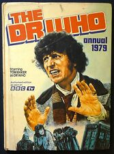 The Dr. Who Annual 1979 - Tom Baker as Dr Who