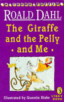 """""""AS NEW"""" The Giraffe, the Pelly and Me, Roald Dahl, Book"""