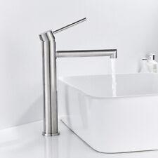 Wasserhahn Waschtischarmatur Hoch Badarmatur Einhebelmischer Waschbecken Armatur