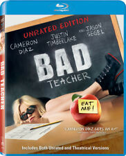 Bad Teacher [New Blu-ray] Ac-3/Dolby Digital, Dolby, Dubbed, Subtitled, Unrate