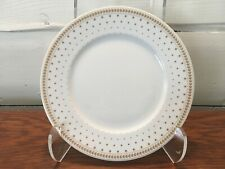 Laura Biagiotti Paolina Pattern Fine Designer China Lunch Luncheon Plate 8 3/8""