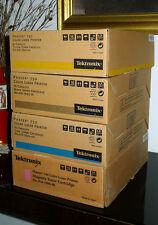 n.1 cartuccia nuova toner colore Tektronix Phaser 750 016 1802 1803 1800 1686