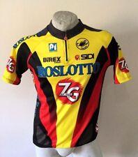 Maglia ciclismo CASTELLI ROSLOTTO italian cycling jersey trikot shirt size L