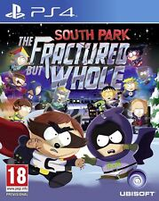 South Park The Fractured mais Ensemble (PS4) Tout Neuf Scellé PAL