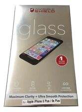 Zagg InvisibleShield Tempered Glass Screen Protector For iPhone 6s Plus 7 Plus
