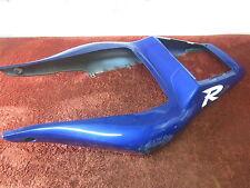 99 00 01 02 Yamaha YZFR6 YZF R6 Rear Subframe Tail Fairing Plastic Blue OEM