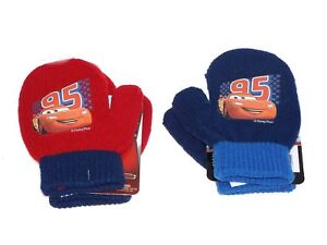 1 paire de moufle enfant, Cars - 2 coloris aux choix.