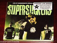 Supersuckers: Live At The Hammersmith Apollo & Indigo2 2 CD Set 2011 4Worlds NEW