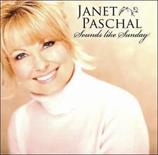 ~COVER ART MISSING~ Paschal, Janet CD Sounds Like a Sunday