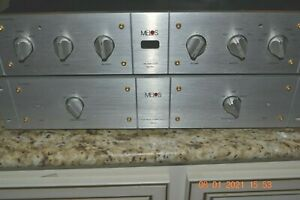 MELOS MA-333 Tube Line Amplifier, Power Supply & Cabling
