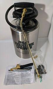 B&G B G Sprayer 2 Gallon 18 in Wand & Extenda Ban Valve N224-S
