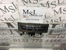 (AS) MERCEDES BENZ W211 E CLASS  HAZARD SWITCH PANEL CD CHANGER CASE A2116800552