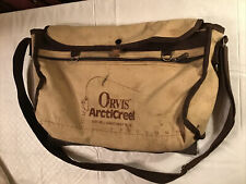 Orvis Articreel Fly Fishing Canvas Creel Colorado Tent Co. Large