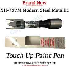 Genuine OEM Honda Touch-Up Paint Pen Modern Steel Metallic (08703-NH797MAH-A1)