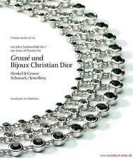 Fachbuch Henkel & Grosse Pforzheim Bijoux Christian Dior  Schmuck aus Pforzheim