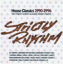 Strictly Rhythm - House Classics 1990-1996 / LOGIC SOLE FUSION BANJI BOYS Neu