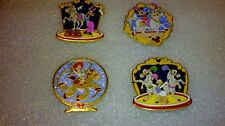 Disney pins ARTIST PROOF Limited Edition Mickeys Circus Equestrian Act Boxed Set