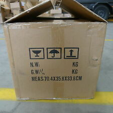 1 carboard removal box packing moving for book  TV home cleaning70.4x35.8x33.8cm