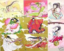 Legend Of Chun Hyang by CLAMP Postcard set of 8