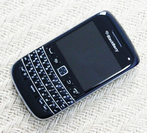 Original Blackberry 9790 Unlocked QWERTY 5MP Camera RAM 8GB ROM 3G WIFI Black