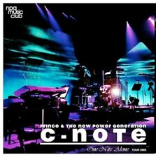 Prince C Note CD (Purple Rain Lovesexy Hitnrun)