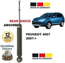 PER PEUGEOT 4007 2.2 HDi 2.4 2007- > NUOVO 1 x AMMORTIZZATORE POSTERIORE