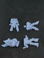 Primaris casualties for Warhammer 40K space marines x4