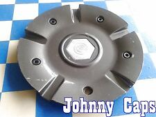 BSA Wheels [56] DARK GRAY Center Caps # C260 Custom Wheel Center Hub Cap (1)
