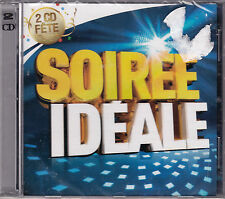 2 CD SOIREE IDEALE 30T IMAGES/CARLOS/PIETRI/GAYNOR/SABRINA/MADER NEUF SCELLE