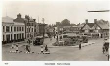 Town Entrance Biggleswade unused RP old pc Tokim
