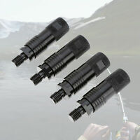 Carp Fishing Rod Stick Adapter Quick Release Connector Tackle for Bite Alarms