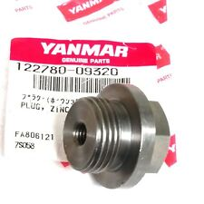YANMAR Anode Carrier 2GM  2GM20  3GM  3GM30  3HM35 - 122780-09320