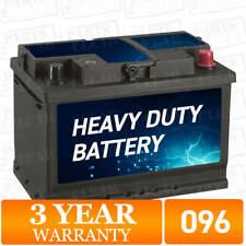 For BMW 118 120 123 125 Car Battery 096 12V 72Ah 650A HeavyDuty High Performance