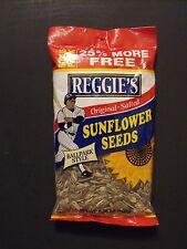 Reggie Jackson Sunflower Seeds Baseball~UNOPEN~RARE~Oddball Sports Item