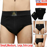 Premium Mens Sexy Breathable Underwear Briefs Cotton Shorts Underpants Pants New