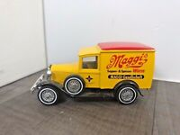AUTHENTIC VINTAGE MATCHBOX MODELS OF YESTERYEAR FORD MODEL A 1981 MAGGI'S RARE