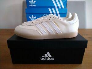 Adidas Velosamba SPD Cycling Shoes Cream White Size 9 BNIBWT