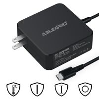 USB Type-C 65W AC Adapter For Lenovo P51s T470 T470s T570 x270 Power Charger PSU