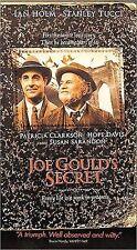 Joe Gould's Secret (VHS, 2000) Stanley Tucci Ian Holm Patricia Clarkson