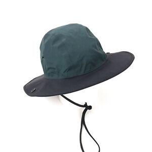 LL Bean Gore-Tex nylon adventure hat cap Seattle sombrero hbv2