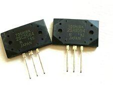 2SC2564+2SA1094  SILICON  NPN+PNP  POWER AMPLIFIER APPLICATIONS  TOSHIBA