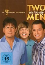 Two and a half Men - Die komplette siebte Staffel ( Season 7 ) DVD Charlie Sheen