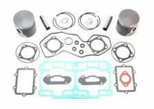 2010 SKI-DOO MXZ XRS X-RS 800R 800 SPI DUAL RING PISTONS,BEARINGS,TOP END GASKET