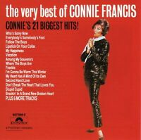 Connie Francis ~ The Very Best Of Connie Francis. CD. New. Rock'n'Roll