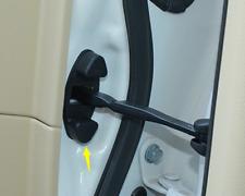 For Toyota Land Cruiser LC200 2008-2016 ABS Door Stop Rust Waterproof Protector