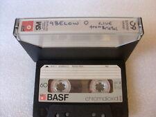 NINE BELOW ZERO LIVE from BRISTOL CASSETTE  MOD/R&B - 9 below 0  FREE POST (UK)