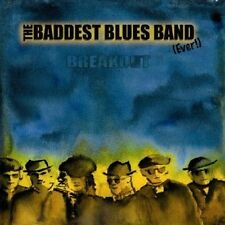 The Baddest Blues Band (Ever!) - Breakout [CD]