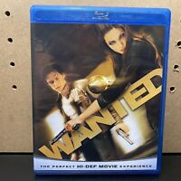 Wanted [Blu-ray] - Blu-ray - 2 Disc