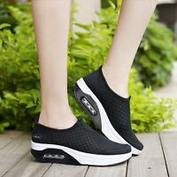 Women's Sneakers Casual Sports Mesh  Breathable Athletic Running Trainers Shoes