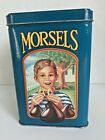 Limited Edition Nestle Toll House Morsels/Cookies Collectible Tin-Blue